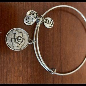 Alex & Ani CU Boulder Bracelet